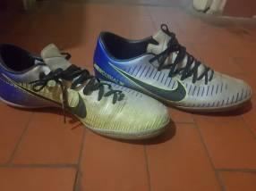Nike Mercurial para futsal