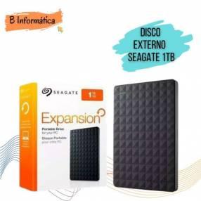 Disco externo 1TB Seagate