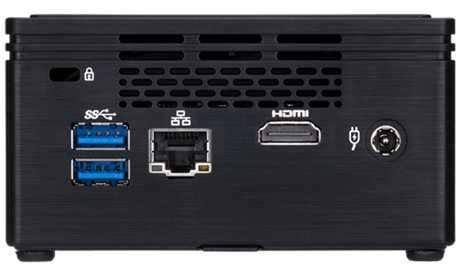 Mini PC Gigabyte Brix GB-BPCE-3455C - 2