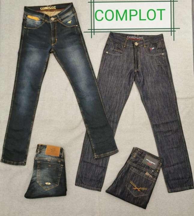 Jeans Complot - 0