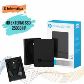HD externo ssd HP P6000 250 gb