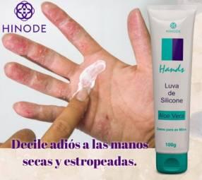 Hands guante de silicona para tus manos
