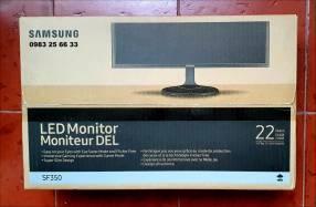 Monitor Samsung 22 pulgadas FHD nuevo