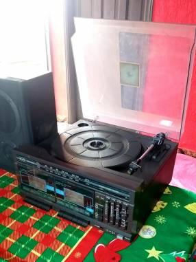 Equipo de sonido 3 en 1 CCE
