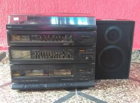 Equipo de sonido 3 en 1 Lila