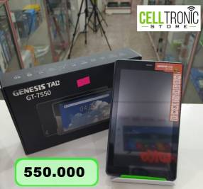 Génesis TAB GT-7550 7 pulgadas de 16 gb 4G
