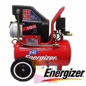Compresor de Aire 24L 115 PSI 2 HP Energizer EZC2