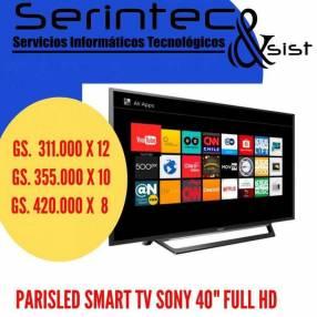 Smart TV Sony 40 pulgadas