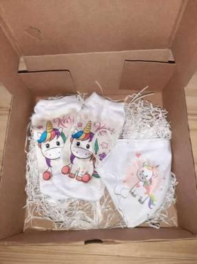 Caja de regalos personalizada