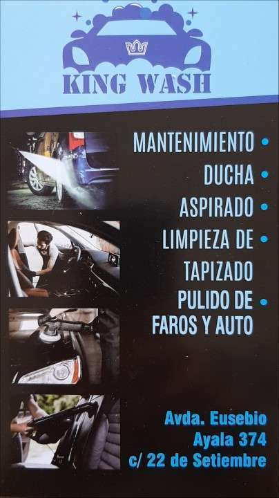 Limpieza integral del automóvil - 3