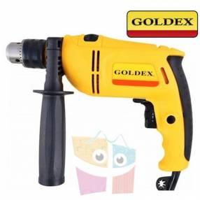 Taladro percutor 13mm - 500W - Goldex - ZIJ-13T