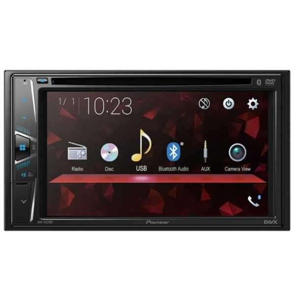 Autoradio Pioneer AVH-G225BT DVD RDS AV Receiver - 0