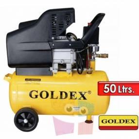 Compresor de Aire 24L 115 PSI 2 HP Goldex HW-AC61