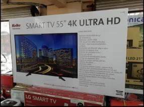 Smart TV Kolke 55 pulgadas UHD 4k