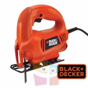 Sierra caladora 410W Black+Decker KS410