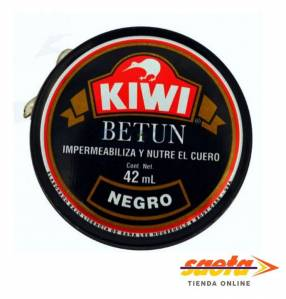 Betun kiwi negro grande