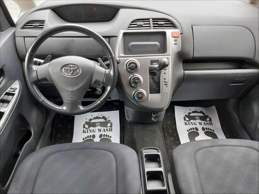 Toyota Ractis 2007 motor 1.5 naftero automático - 5