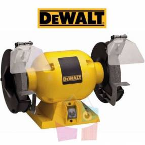 Amoladora de banco 152 mm 1/2 Hp DeWalt DWE752
