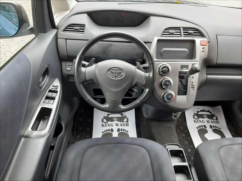 Toyota Ractis 2007 motor 1.5 naftero automático - 4