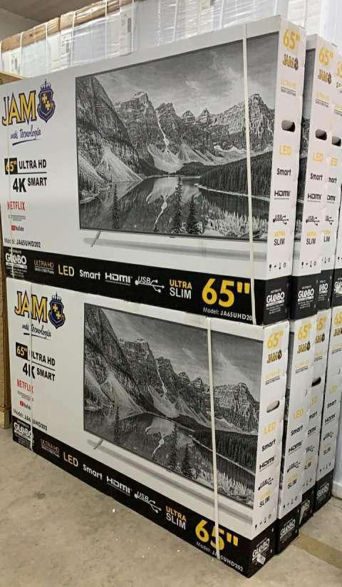 Smart TV JAM JA55SUHD605 UHD de 55 pulgadas - 0