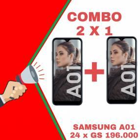 Samsung Galaxy A01 2 x 1
