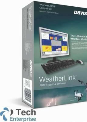 WeatherLink Serial Davis