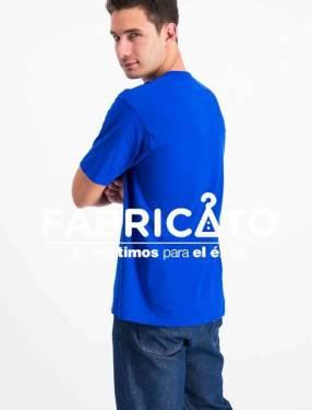 Remeras Personalizadas color Azul Francia