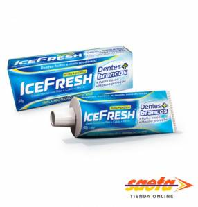 Pasta de dientes Ice Fresh Teeth + White 50 gramos
