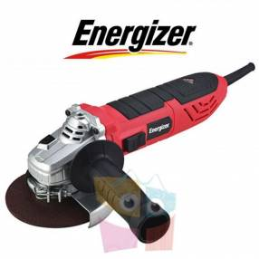 Amoladora angular - 115mm - 750W - Energizer - EZ750AG