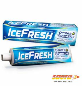 Pasta de dientes - Ice Fresh Teeth + White 90gr