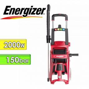 Hidrolavadora 2000W presión 150 Bar - Energizer - EZX125-2