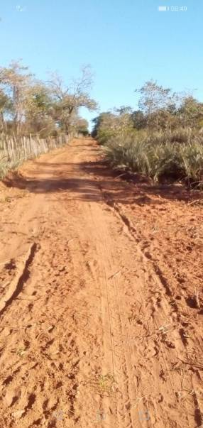 Terreno de 27 hectáreas en Emboscada