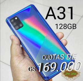 Samsung Galaxy A31 de 128 gb