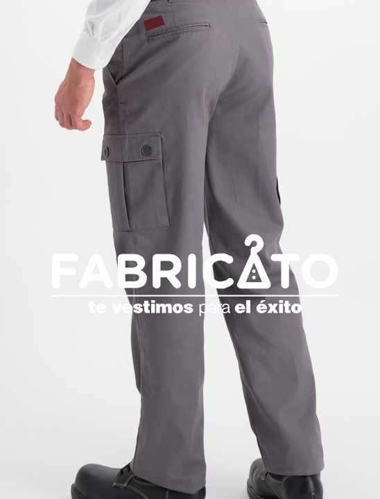 Pantalón carpintero tipo cargo - 1