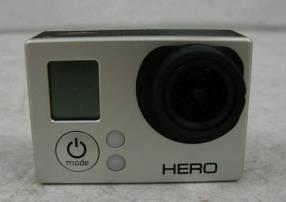 Cámara de acción GoPro Hero 3 (nuevas sin accesorios)