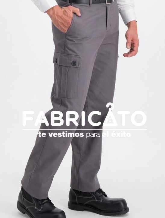 Pantalón carpintero tipo cargo - 0