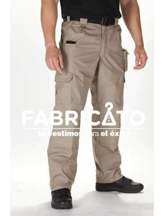 Pantalón carpintero tipo cargo - 2