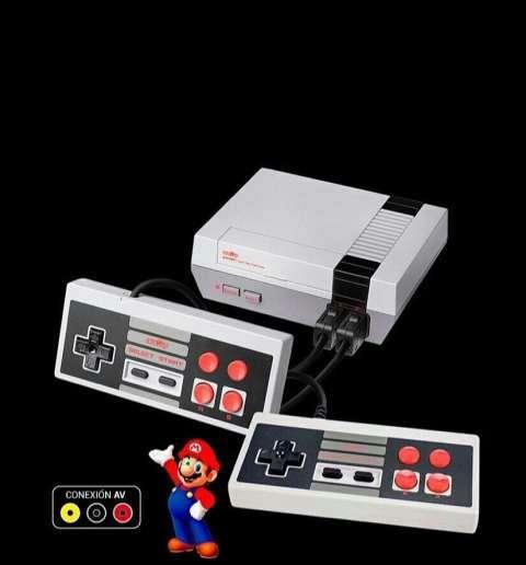 Consola de juegos Retro - 0