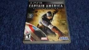 Juegos ps3 Capitán América: Súper Soldado