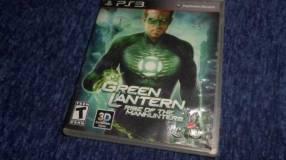 Juego PS3 Linterna Verde