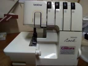 Máquina de coser Brother overlock MOD 3034D