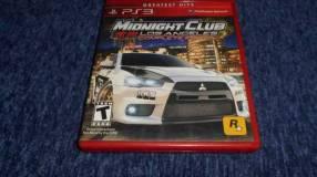 Juego PS3 Midnight Club: Los Angeles