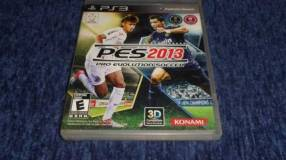 Juegos PS3 PES 2013