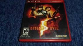 Juegos PS3 Resident Evil 5