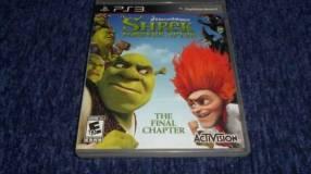 Juegos PS3 Shrek: para siempre después