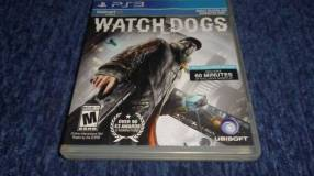 Juegos PS3 Watch Dogs