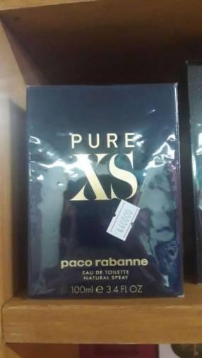 Perfume XS Pure Paco Rabanne