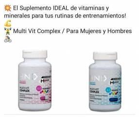 Suplemento vitamínico HND