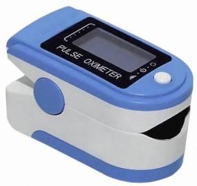 Oxímetro de pulso saturómetro