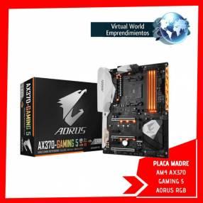Placa madre AM4 AX370 gaming 5 Aorus RGB